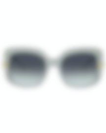 Image 1 of Boucheron Novelty Silver Grey Women's Sunglasses BC0002S-30000054007