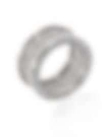 Image 1 of Bvlgari Bvlgari 18k White Gold Diamond(1.02ct Twd) Ring Sz 6.25 AN855552