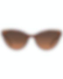 Image 1 of Bvlgari Orange Gradient Women's Acetate Sunglasses BV8209F-546118