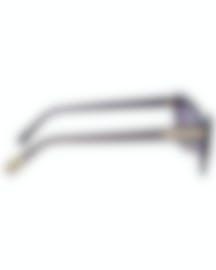 Image 2 of Bvlgari Yellow Gradient And Violet Women's Acetate Sunglasses BV8219-545970