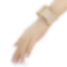 Image 2 of Calvin Klein Spellbound Gold Plated-PVD Stainless Steel Bracelet KJ0DJD1901-XS