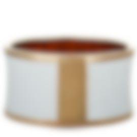 Image 1 of Calvin Klein Spellbound Gold-PVD Steel Imitation Python Bracelet KJ0DPD1902-XS