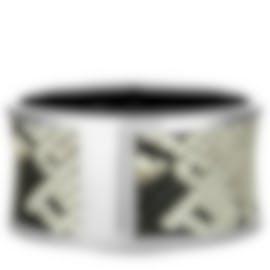 Image 1 of Calvin Klein Spellbound Stainless Steel Imitation Python Bracelet KJ0DWD0902-0S