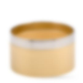 Image 2 of Calvin Klein Satisfaction Gold PVD Stainless Steel Bangle Bracelet KJ1DJD2801-0S