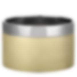 Image 2 of Calvin Klein Satisfaction Yellow PVD & Stainless Steel Bracelet KJ1DJD2801-XS