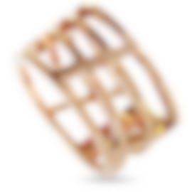 "Image 1 of Calvin Klein - ""Draw"" Pink PVD Stainless Steel Ring KJ1TPR1001-05"