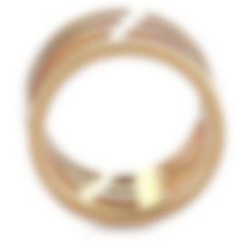 "Image 2 of Calvin Klein - ""Draw"" Pink PVD Stainless Steel Ring KJ1TPR1001-05"