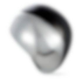 """Image 1 of Calvin Klein - """"Empathic"""" Black PVD Stainless Steel Ring KJ1VBR2001-06"""