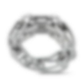 """Image 2 of Calvin Klein - """"Flatly"""" Stainless Steel Ring KJ2EMR0001-06"""