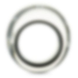 "Image 2 of Calvin Klein - ""Abstract"" Stainless Steel Ring KJ2SAR5601-06"