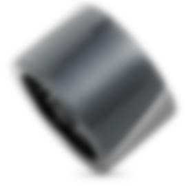 "Image 1 of Calvin Klein - ""Distinct"" Stainless Steel Ring KJ2ZAR2901-06"