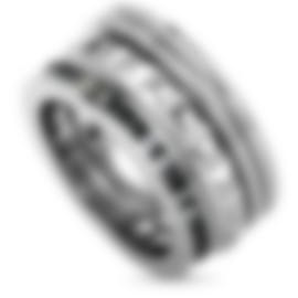 "Image 1 of Calvin Klein ""Astound"" Stainless Steel Cubic Ziroconia Ring Set KJ81BR0501-05"