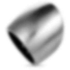 "Image 1 of Calvin Klein - ""Billow"" Stainless Steel Ring KJ93MR0101-06"