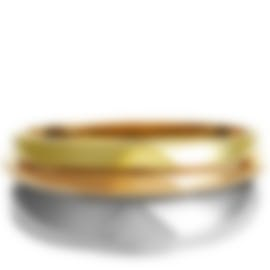 Image 1 of Calvin Klein Island Gold-Plated Stainless Steel Bracelet KJ95DD3001-XS