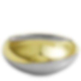 Image 1 of Calvin Klein Empathic Yellow PVD Stainless Steel Bangle Bracelet KJ1VJD2001-XS