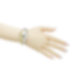 Image 2 of Calvin Klein Empathic Yellow PVD Stainless Steel Bangle Bracelet KJ1VJD2001-XS