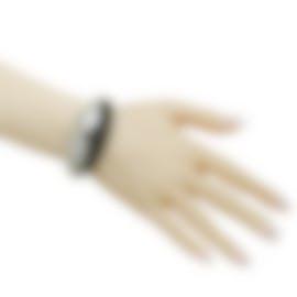 Image 2 of Calvin Klein Empathic Black PVD Stainless Steel Bangle Bracelet KJ1VBD2001-0S