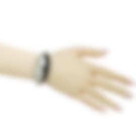 Image 2 of Calvin Klein Empathic Black PVD Stainless Steel Bangle Bracelet KJ1VBD2001-XS