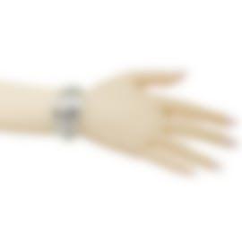 Image 2 of Calvin Klein Crisp Stainless Steel Bangle Bracelet KJ1RMD0001-XS