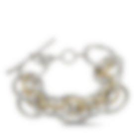 Image 1 of Calvin Klein Forward Yellow PVD Stainless Steel Bracelet KJ1QJB2001-XS