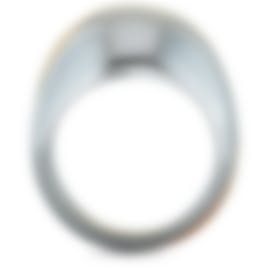 "Image 2 of Calvin Klein - ""Empathic"" Pink PVD Stainless Steel Ring KJ1VPR2001-06"