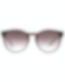 Image 1 of Chloe Women's Brown Pink Acetate Sunglasses CE753S-219
