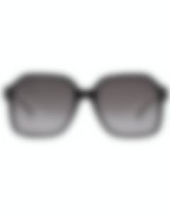 Chloe Women's Black And Grey Gradient Acetate Sunglasses CE761S-001