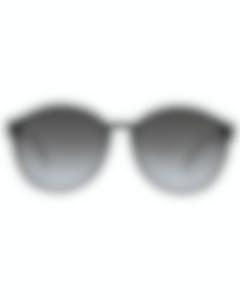 Chloe Women's Black Smoke Gradient Acetate Sunglasses CE762S-001
