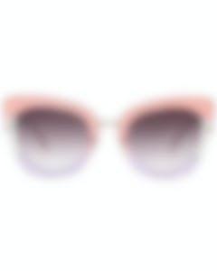 Emilio Pucci Women's Orange Gradient Sunglasses EP007444T