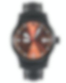 Image 1 of Fortis B-42 Aeromaster Dusk Day/Date Automatic Men's Watch 655.18.98.L.01
