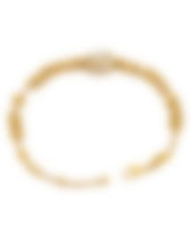 Image 2 of Fred Of Paris 18k Gold Diamond 1.06ct Pearl Baie Des Anges Bracelet 6B0278-000