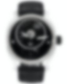 Image 1 of L&JR  Stainless Retrograde Day & Date Quartz Men's Watch S1302