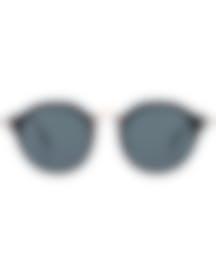 Image 1 of Miu Miu Black And Gray Women's Metal Sunglasses MU51SS-1AB9K1