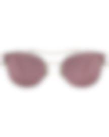 Image 1 of Miu Miu Gold And Purple Women's Metal Sunglasses MU52SS-ZVN0A0