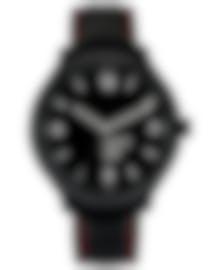 Image 1 of Mondaine Helvetica No1 New York Quartz Men's Watch MH1.B1221.LB