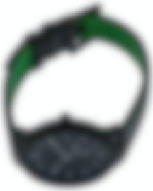 Image 2 of Mondaine Helvetica No1 New York Quartz Men's Watch MH1.R2221.LB