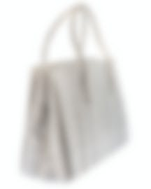 Image 2 of Nancy Gonzalez Women's Resort 2020 Large Button Tote CR145012-EH1 MSRP $2100