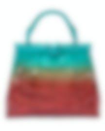 Image 1 of Nancy Gonzalez Women's Resort 2020 Knot Lady Bag CW103511-I97 MSRP $2950