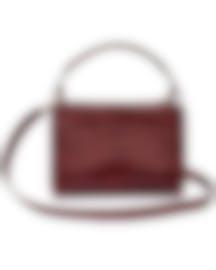Image 1 of Nancy Gonzalez Women's Resort 2020 Small Divino Top Handle CW175722-013 MSRP $3300