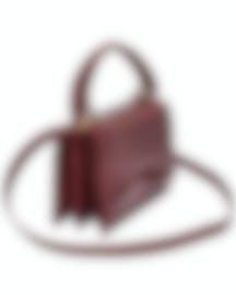 Image 2 of Nancy Gonzalez Women's Resort 2020 Small Divino Top Handle CW175722-013 MSRP $3300