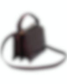 Image 2 of Nancy Gonzalez Women's Resort 2020 Small Divino Top Handle CW175722-DE1 MSRP $3300