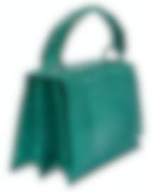 Image 2 of Nancy Gonzalez Women's Resort 2020 Small Divino Top Handle CW175722-QE8 MSRP $3300