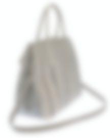 Image 2 of Nancy Gonzalez Women's Resort 2020 Large Nix Tote CW185913-EH2 MSRP $2650