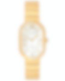 Image 1 of Philip Stein Modern Mini Gold Plated Quartz Ladies Watch 74SDGP-FGMOP-MSSGP