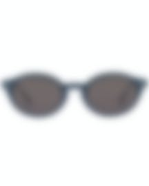 Image 1 of Ray-Ban Blue And Brown Unisex Acetate Sunglasses RB4315-638073