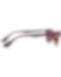 Image 2 of Ray-Ban Havana Purple Unisex Acetate Sunglasses RB4419-642075