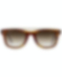 Image 1 of Ray-Ban Brown Unisex Acetate Sunglasses RB4540-641351