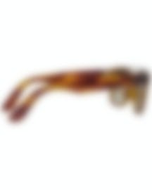 Image 2 of Ray-Ban Brown Unisex Acetate Sunglasses RB4540-641351