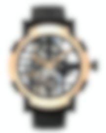 Image 1 of Romain Jerome Sky Lab Gold Black Manual Wind Men's Watch RJ.M.AU.031.02