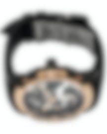 Image 2 of Romain Jerome Sky Lab Gold Black Manual Wind Men's Watch RJ.M.AU.031.02